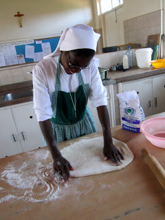 S Jane Making Chapati