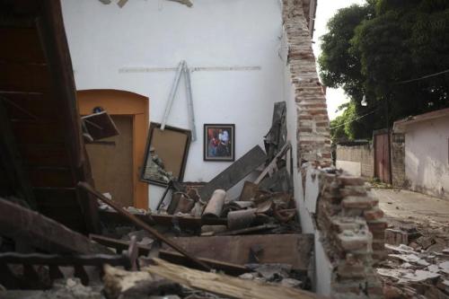 Earthquake Mexico terremoto-in-messico