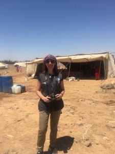 Natalia Liviero Refugee Camp Photographer