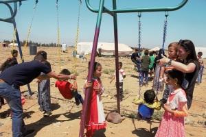 Natalia Liviero Refugee Camp3