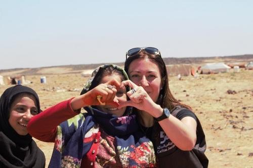 Natalia Liviero Refugee Camp4