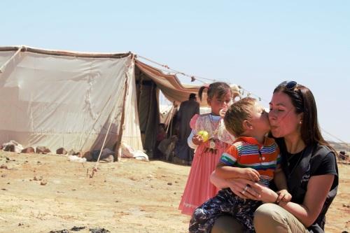Natalia Liviero Refugee Camp5